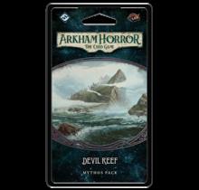 Arkham Horror Innsmouth Conspiracy Mythos Pack 2 Devil Reef