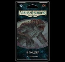 Arkham Horror Innsmouth Conspiracy Mythos Pack 1 In Too Deep