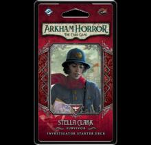 Arkham Horror Investigator Starter Deck Stella Clark