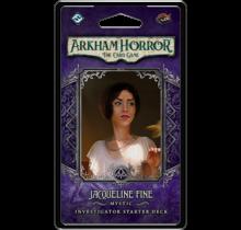 Arkham Horror Investigator Starter Deck Jacqueline Fine