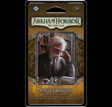 Arkham Horror Investigator Starter Deck Harvey Walters