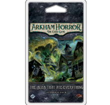 Arkham Horror Scenario Pack The Blob That Ate Everything