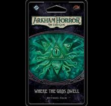 Arkham Horror Dream-Eaters Mythos Pack 5 Where the Gods Dwell