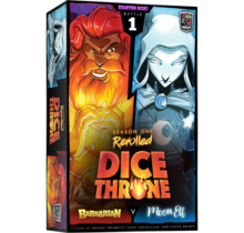 Dice Throne Season 1 RR - Barbarian vs. Moon Elf