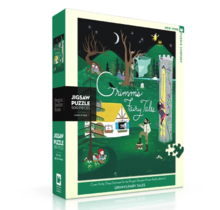 500 pc Puzzle Penguin Random House Grimm's Fairy Tales
