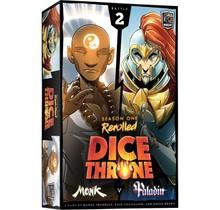 Dice Throne Season 1 RR - Monk vs. Paladin