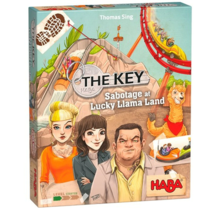 HABA The Key Sabotage at Lucky Llama Island