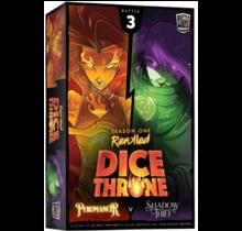 Dice Throne Season 1 RR - Pyromancer vs. Shadow Thief