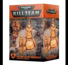 Kill Team 2E Killzone Sector Mechanicus