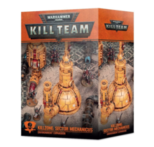 Kill Team Killzone Sector Mechanicus