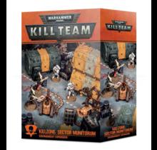 Kill Team 2E Killzone Munitorum Hub