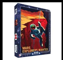 NASA Explorers Wanted Puzzle