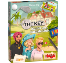 HABA The Key Murder at the Oakdale Club
