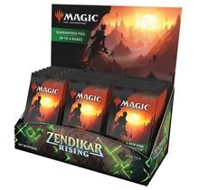 Magic the Gathering Zendikar Rising ZNR Set Booster Box