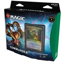 Magic the Gathering Kaldheim KHM Commander Deck Elven Empire