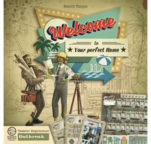 Welcome to Your Perfect Home Zombie Outbreak Expansion