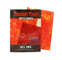 Dungeon Craft Battle Maps Hell Pack