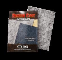 Dungeon Craft Battle Maps City Pack