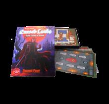 Dungeon Craft Cursed Lands Book