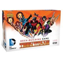 DC Comics Deck Building Game Teen Titans Standalone Expansion