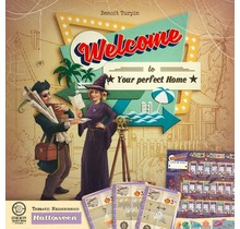 Welcome to Your Perfect Home Halloween Expansion