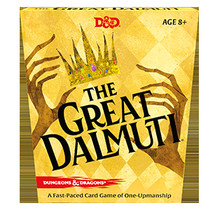 The Great Dalmuti Dungeons and Dragons Ed.