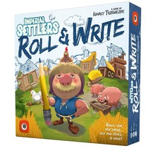 Imperial Settlers Roll and Write (stand alone)