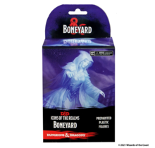 Dungeons and Dragons Icons of the Realms Boneyard Booster Box