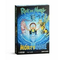Rick and Morty 21CKM027Y53C237 Dice Game