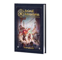 Animal Adventures Secrets of Gullet Cove Source Book
