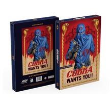 1000 pc Puzzle G.I. Joe Cobra Wants You!