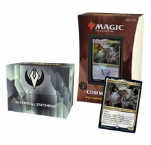 Magic the Gathering Strixhaven STX Commander 2021 Deck Silverquill Statement