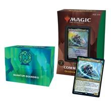 Magic the Gathering Strixhaven STX Commander 2021 Deck Quantum Quandrix