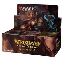 Magic the Gathering Strixhaven STX Draft Booster Box