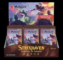 Magic the Gathering Strixhaven STX Set Booster Box