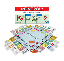 Monopoly 1980's Edition