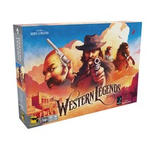 Western Legends Core Game