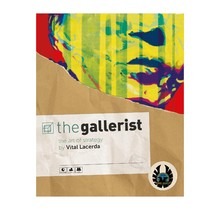 The Gallerist with Upgrade Pack and Scoring Expansion