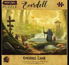 Everdell Lane Puzzle 1000 pc Puzzle