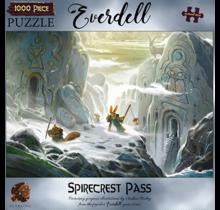 Everdell Spirecrest Pass Puzzle 1000 pc Puzzle
