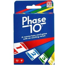 Phase 10 the Card Game