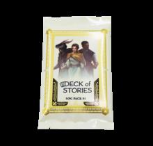 Deck of Stories NPC Booster 1