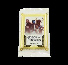 Deck of Stories NPC Booster 2