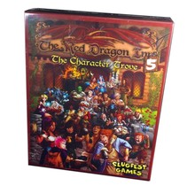 Red Dragon Inn 5 The Character Trove Expansion Box