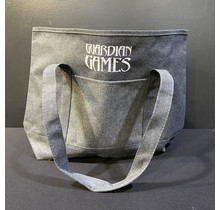 Guardian Games Embroidered Totebag