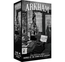 Arkham Noir Case #1 The Witch Cult Murders