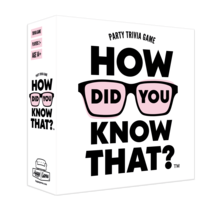 How Did You Know That?