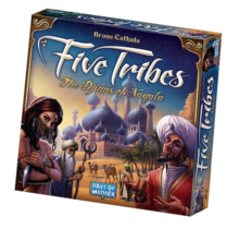 Five Tribes The Djinns of Naqala Core Game