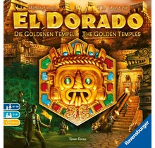 Quest for El Dorado Golden Temples Stand-Alone Expansion