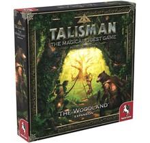 Talisman 4E The Woodland Expansion